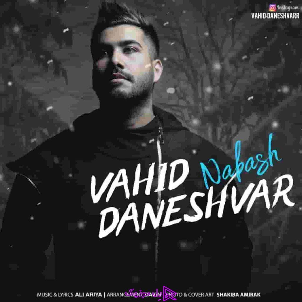 Vahid Daneshvar Nabash 1024x1024 - دانلود آهنگ جدید وحید دانشور به نام نباش